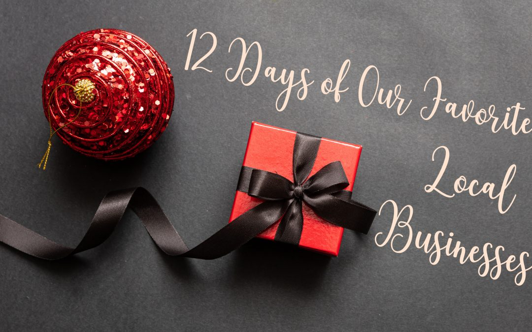12 Days of Our Favorite Local Businesses: Eleventh Hour Gifts